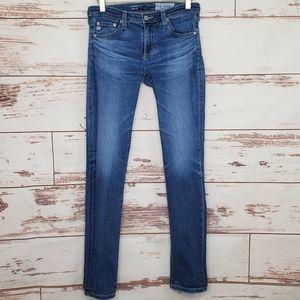 Skinny Jean AG The Stilt Cigarette 27R